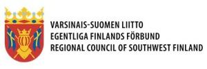 Varsinais-Suomen liitto logo.