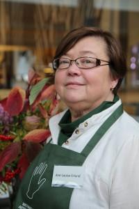 Ann-Louise Erlund.