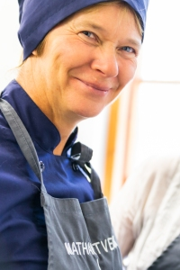 Margot Wikström.